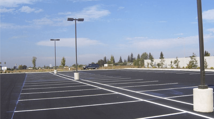 parking lot paving Roanoke VA